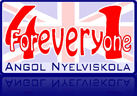 For Everyone Angol Nyelviskola